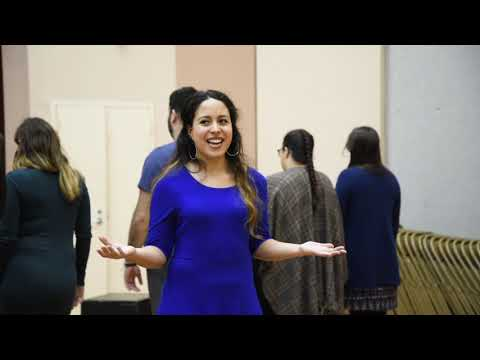 A mini-documentary about what I do as an opera singer and teacher.