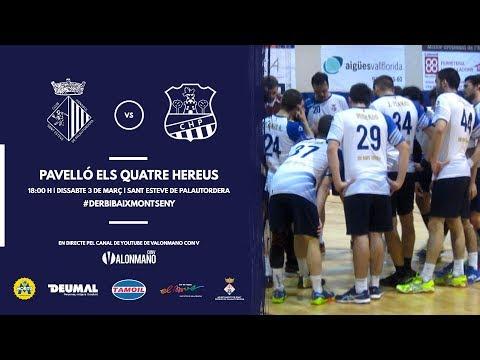 Club Handbol Sant Esteve de Palautordera vs Handbol Palautordera | 1a Nacional