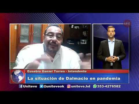 La situación de Dalmacio en pandemia