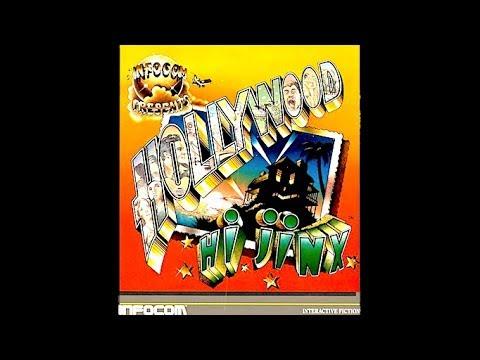 Hollywood Hijinx walkthrough (Apple II - Infocom)