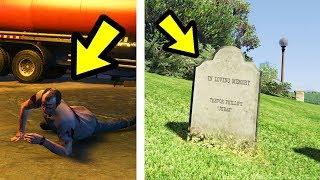 GTA 5 - Wo Wird Trevor Vergraben Nach Der Finalen Mission?
