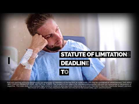 When Should I File a Personal Injury Lawsuit?
