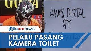 Ditemukan Kamera di Toilet Mahasiswa UIN Alauddin, Pelaku Sebut Pasang Sejak Bulan Mei 2019