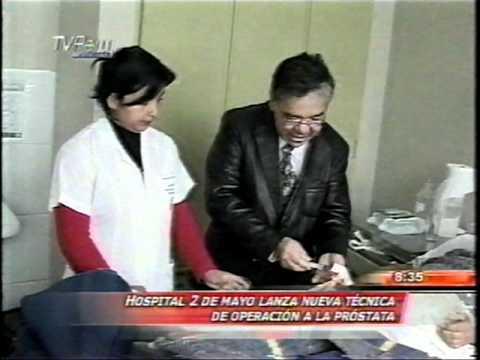 Tratamiento de la prostatitis en Kursk