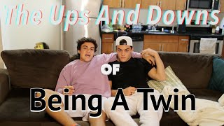 The Ups And Downs Of Being A Twin