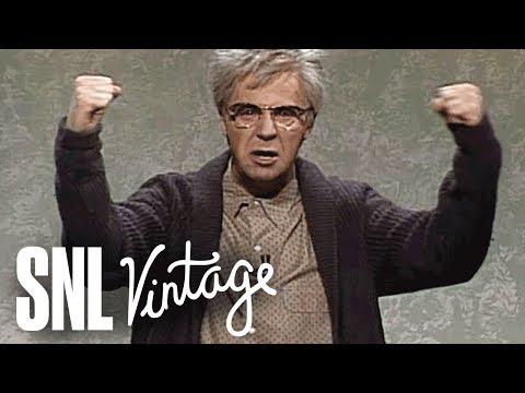 Weekend Update: Grumpy Old Man on the Winter Olympics - SNL