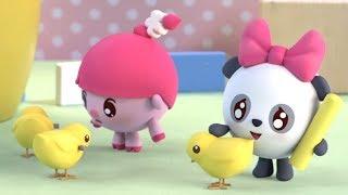 Малышарики - Мелок (Серия 80) Развивающие мультики для самых маленьких