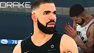 NBA 2K18: 6 GOD Mixtape ft. DRAKE