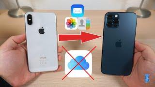 Daten vom alten iPhone auf neues iPhone übertragen ohne iCloud! - touchbenny
