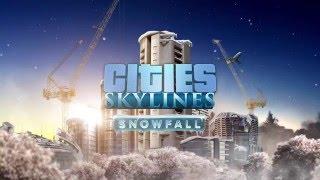 VideoImage1 Cities: Skylines - Snowfall