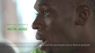 Usain Bolt: les sportifs qui l'ont inspiré Video Preview Image