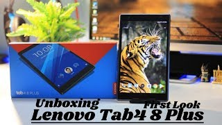 Lenovo Tab 4 8 Plus 16 GB 8 inch with Wi Fi+4G Tablet - dooclip.me
