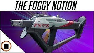 The Foggy Notion | Legendary Submachine Gun Gameplay Review | Destiny 2