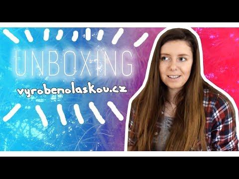 unboxing + soutěž za 6 000 odběratelů!!