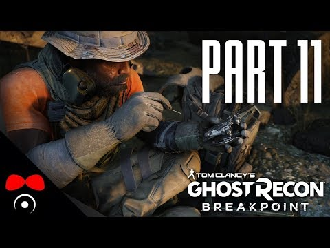 ŠÉF SECURITY! | Ghost Recon: Breakpoint feat. FlyGunCZ #11