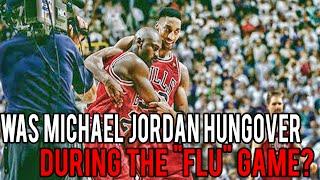 "Was Michael Jordan's ""Flu Game"" Really a Hangover?"