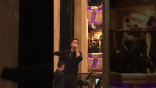 Joey McIntyre solo NKOTB cruise 2017