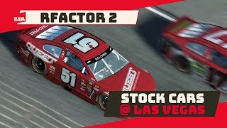 rFactor 2 - Stock Cars - Las Vegas