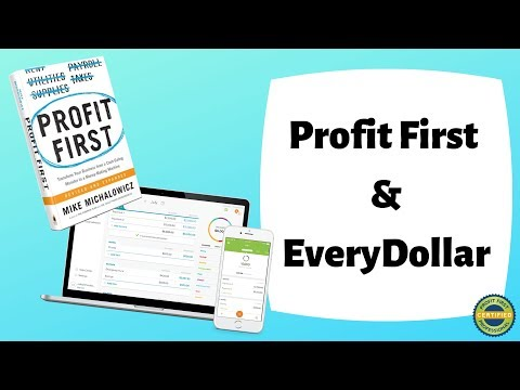 How to Use Profit First with EveryDollar