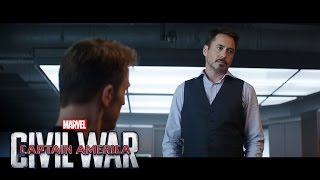 Right to Choose - Marvel's Captain America: Civil War