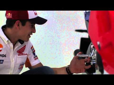 2016 Honda RC213V-S in North Reading, Massachusetts - Video 2