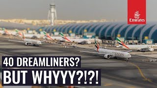 Why Did Emirates Order The 787 10 Dreamliners?
