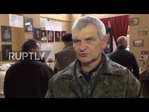 Russia: 'Forever with Russia' - Medals handed out to Sevastopol voters
