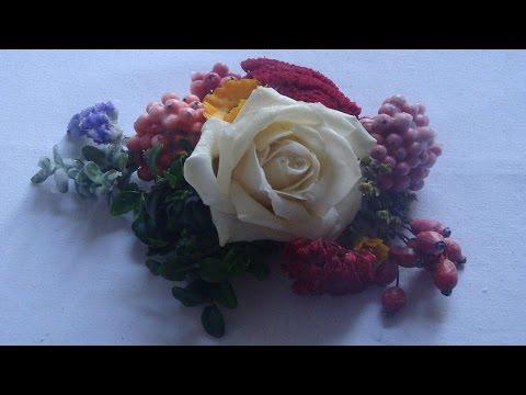 blumen mit wachs berzug konservieren flora. Black Bedroom Furniture Sets. Home Design Ideas