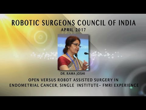 Open vs. Robotic Assisted Surgery in Endometrial Cancer, Single Institute-FMRI Experience