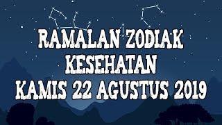 Ramalan Zodiak Kesehatan Kamis 22 Agustus 2019