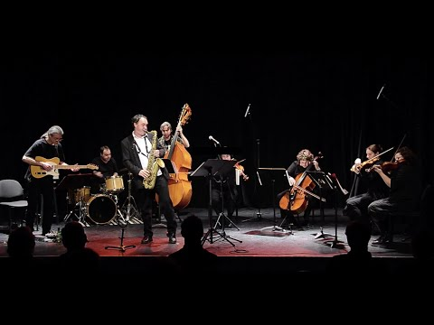 Pascal Tremblay Jazz Faction & Claudel-Canimex HD Video  |    Le projet LUEURS / The LUEURS project
