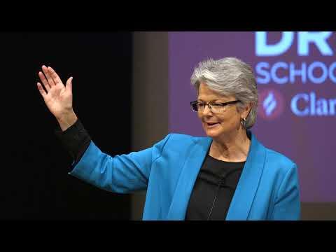 Drucker Day 2017: Jenny Darroch's Opening Remarks