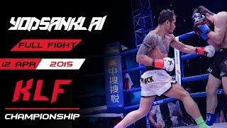 Kickboxing: Yodsanklai Fairtex vs. Marat Grigorian FULL FIGHT-2015