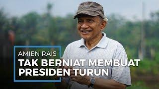 Tak Berniat Turunkan Presiden di Tengah Jalan, PAN: Sesuai Amanat Konstitusi