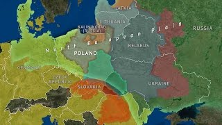 Poland - Geography