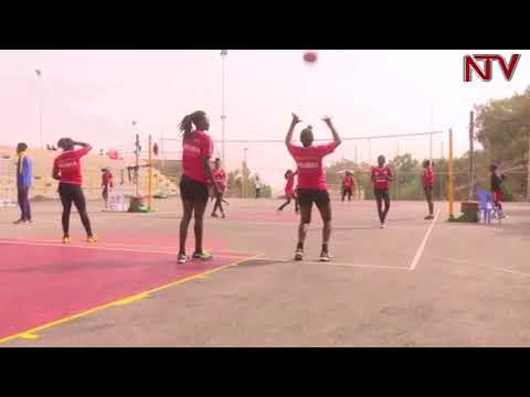 Ugandan teams off to a winning start at All Africa university games
