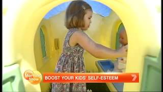 Boost your child's self-esteem