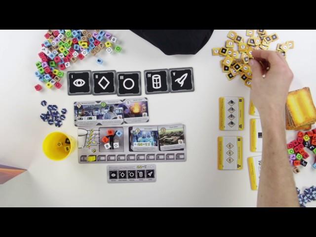 Gry planszowe uWookiego - YouTube - embed vYz-A9Ij5DQ