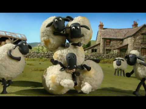 Ovečka Shaun - Shaun the sheep // 3. serie
