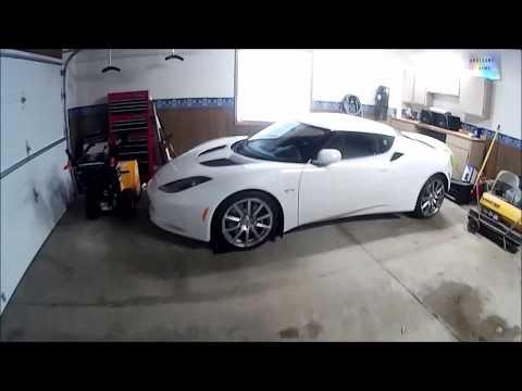 2011 Lotus Evora 6 Speed Manual Sport Pack Forged Wheels Titanium Exhaust