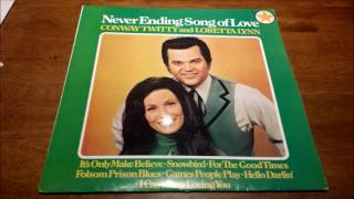 I Can't Stop Loving You   Don Gibson   Conway Twitty   Loretta Lynn