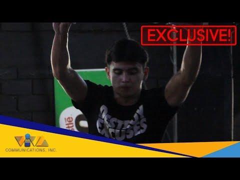 PEDRO PENDUKO UPDATE: James Reid's intense parkour training [EXCLUSIVE!]