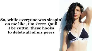 Qveen Herby - Everybody Mad Remix (Lyrics)