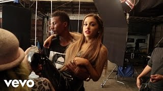 Ariana Grande, The Weeknd - Love Me Harder (BTS)