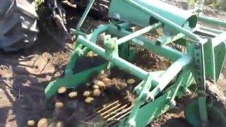 Картофелекопалка однорядная Bomet Z-655