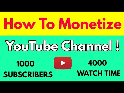 Download How To Monetize Youtube Videos Without 4000 Hours And 1000