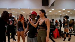 Kitchen Table   Rotimi   Choreography By Aliya Janell & Sayquon Keys   Filmed By The Wright Visions