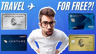 Best Travel Credit Card in the United States ✈️