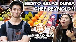 REVIEW JUJUR RESTO CHEF REYNOLD POERNOMO (JUARA 4 MASTERCHEF AUSTRALIA ) !!
