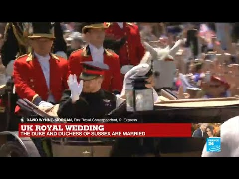 UK Royal Wedding: What's next for the newly weds?